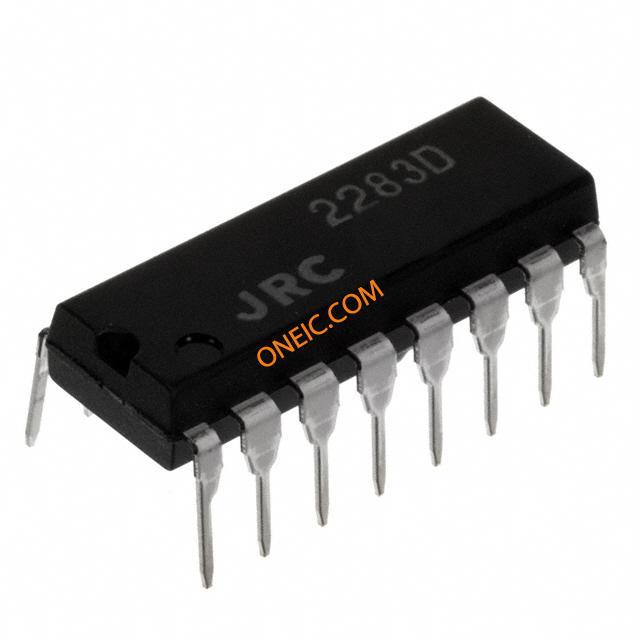 集成电路 线性 视频处理器 njm2283d  厂商型号 产品描述  video