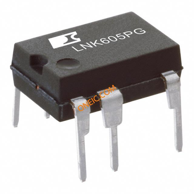 集成电路 电源管理芯片 ac dc转换器,离线切换器 lnk606pg  芯天下