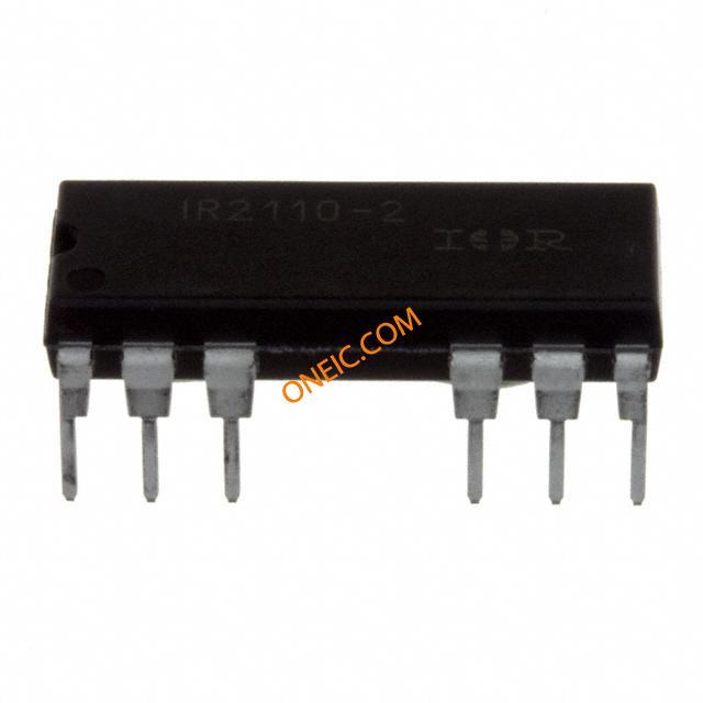 集成电路 电源管理芯片 mosfet,桥式驱动器 外部开关 ir2110-2pbf