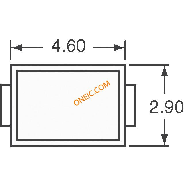电路保护 瞬态电压抑制器 二极管 smaj7.5ca-tp