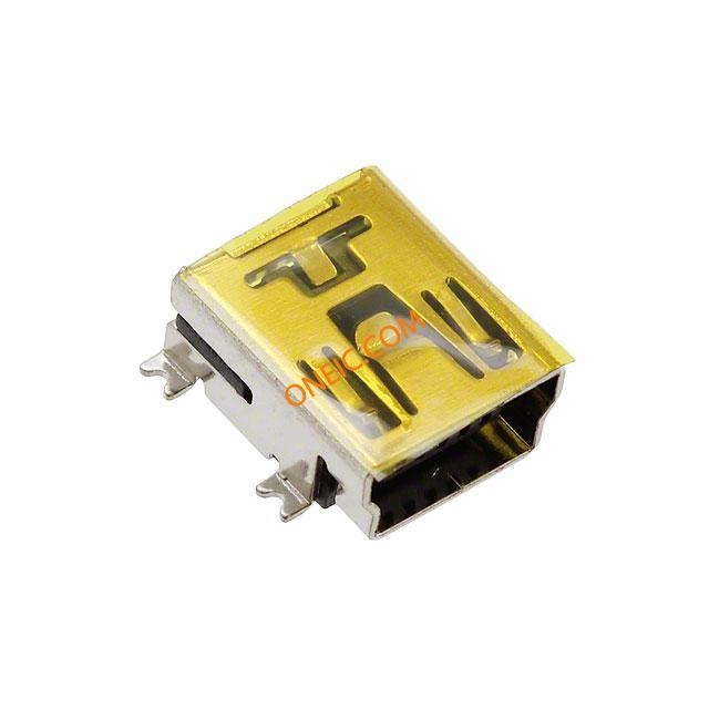产品描述  conn mini usb rcpt ra type b smd 内部编号  115-690-005