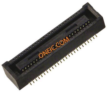 连接器 印刷电路板连接器 印刷电路板插座 df40c(2.0)-50ds-0.