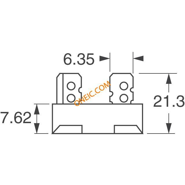 分立 二极管 桥式整流器 gbpc3504-e4/51  * 生产型企业可申请月结和