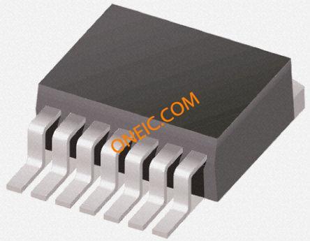 集成电路 电源管理芯片 稳压器 dc - dc开关稳压器 lm2598s-5.0/nopb