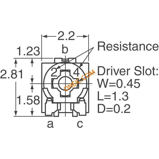 evm-2nsx80b14  芯天下--电子元器件授权代理