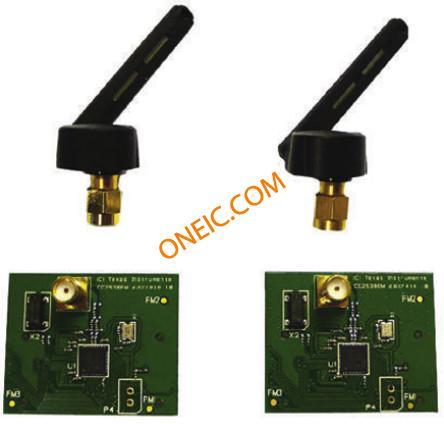 rf / if和rfid rf评估和开发套件,电路板 cc2530emk  厂商型号 产品描