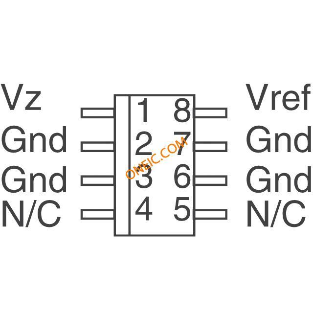 集成电路 电源管理芯片 参考电压 zr2431n801ta