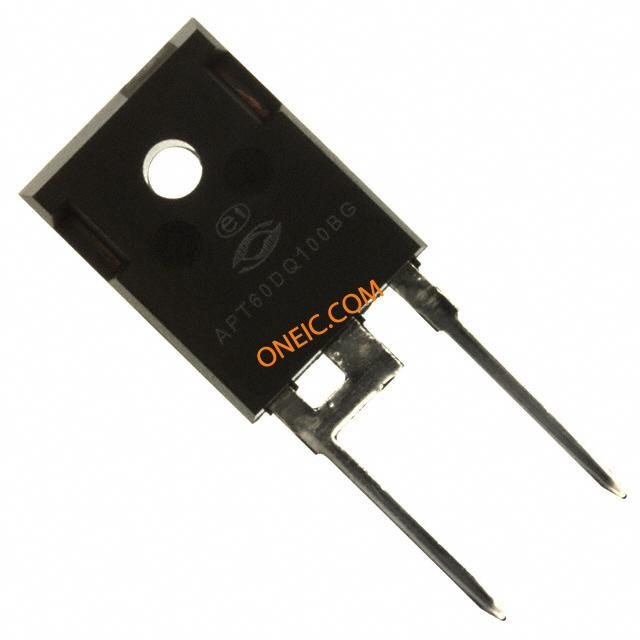 分立半导体 二极管,整流器 单向 apt60dq100bg  芯天下内部编号:253-a