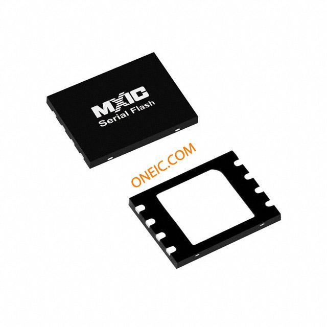 集成电路 内存 mx25l3206ezni-12g  厂商型号 产品描述  ic flash ser