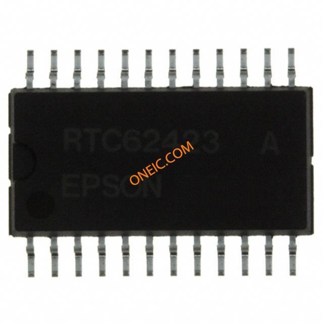 集成电路 时钟定时 实时时钟 rtc-62423a:3  厂商型号 产品描述  ic