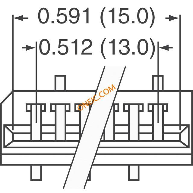 连接器 ffc,fpc(扁平) 连接器 板安装 14fmn-bmttr-a-tb(lf)(sn)