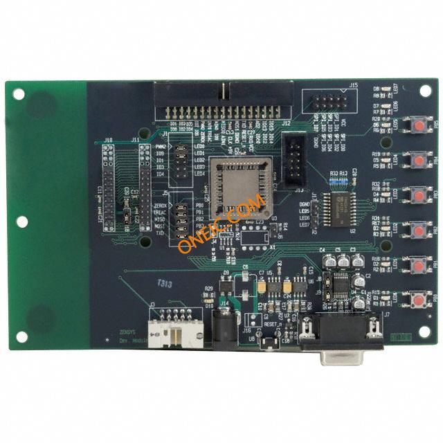 rf / if和rfid rf评估和开发套件,电路板 acc-devmodw010x  芯天下