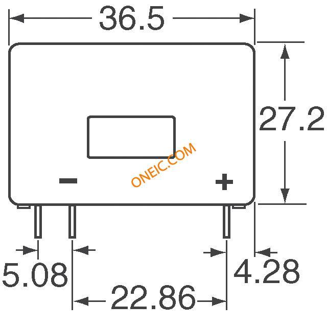 传感器,转换器 电路 la 100-p