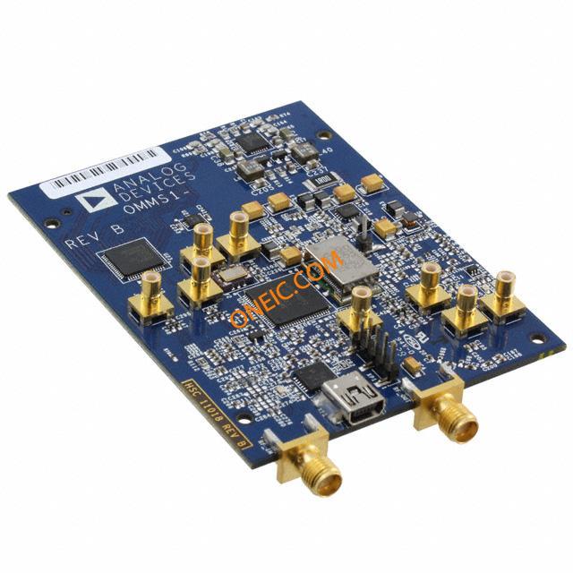 rf / if和rfid rf评估和开发套件,电路板 ad-fmcomms1-ebz  厂商型号