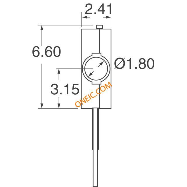 光电 发光二极管 电路板的指标,阵列,光条,棒图 ssf-lxh555id  厂商型