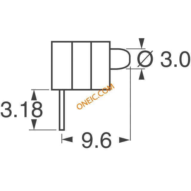 光电 发光二极管 电路板的指标,阵列,光条,棒图 ssf-lxh2300yd-lm  *