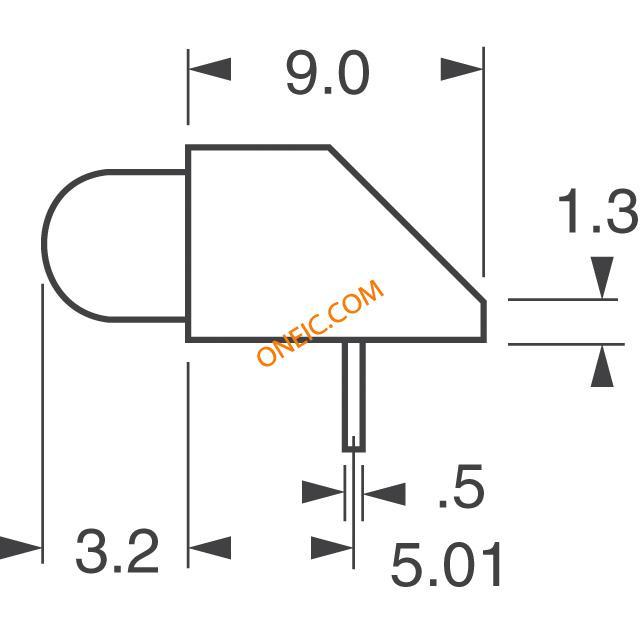 光电 发光二极管 电路板的指标,阵列,光条,棒图 ssf-lxh2100id  *