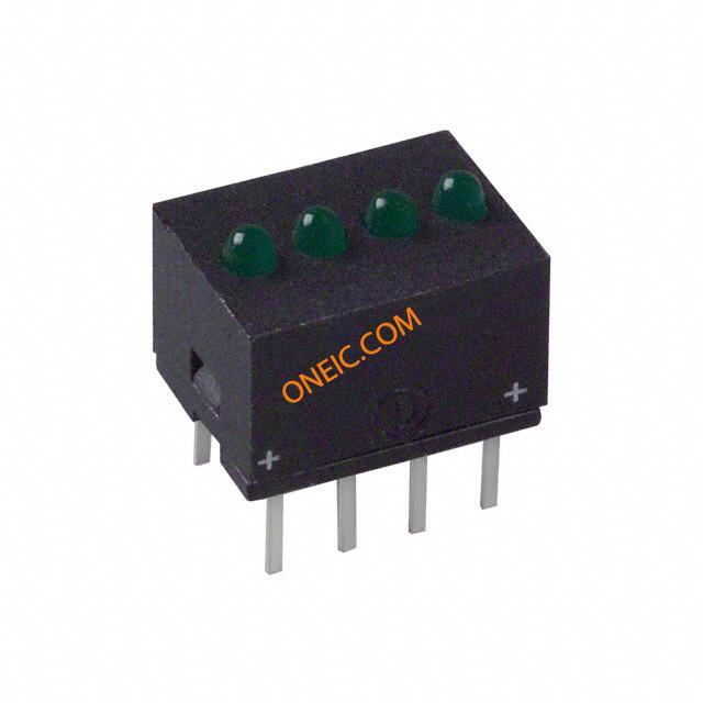 光电 发光二极管 电路板的指标,阵列,光条,棒图 555-5301f
