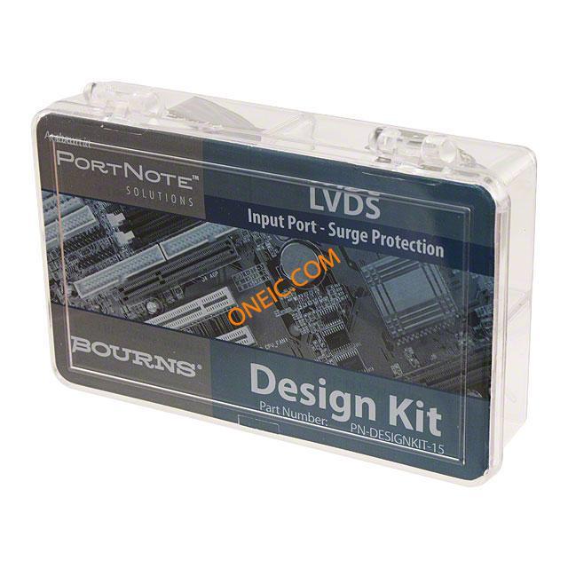 工具箱 电路保护 pn-designkit-15  * 生产型企业可申请月结和货到