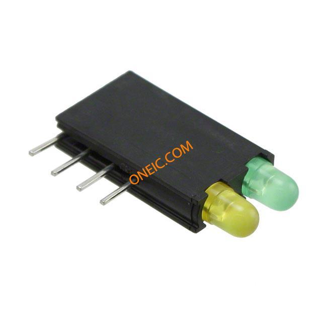 光电 发光二极管 电路板的指标,阵列,光条,棒图 569-0112-300f
