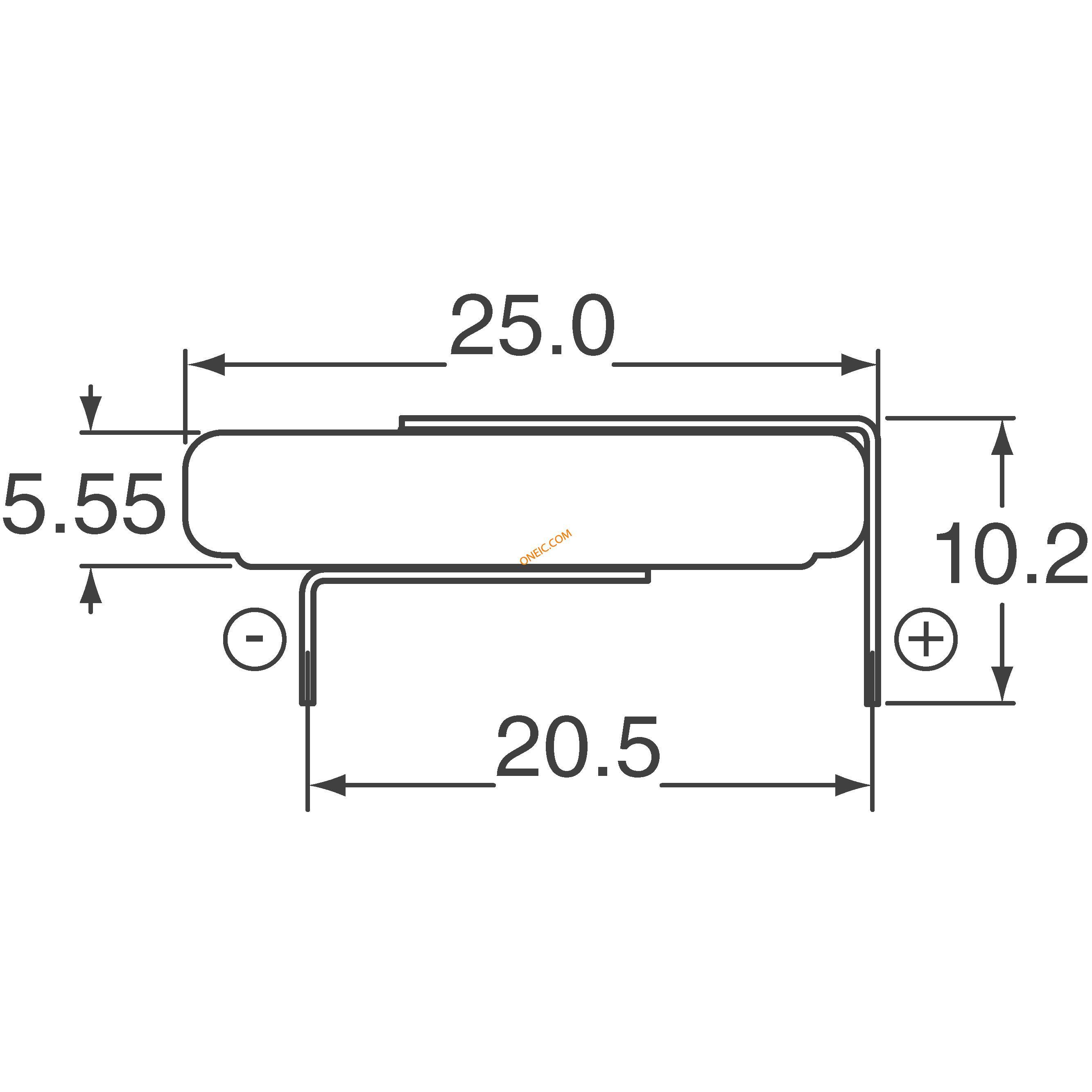 电池 非充电电池 cr-2450/h1an